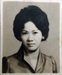 A picture of my mother